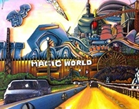 Futur Magic world