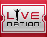 LiveNation Iphone App