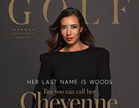 Cheyenne Woods (Women's Golf Journal)