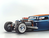 Custom Hot Rod. My Dream Ride.