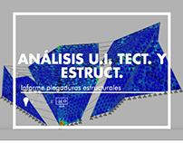 Análisis U.I Técnica: Técnicas de construc. / ARQU-3850