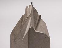 Holy Mountain / Maciej Berbeka Award Statue