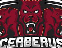 Cerberus Claw Mascot Logo