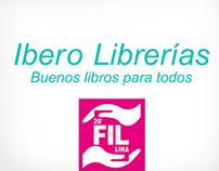 Ibero Librerías | FIL 2015