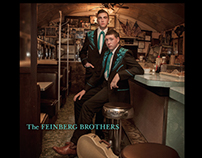 Feinberg Brothers CD Artwork