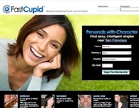 Banner ads for dating websites