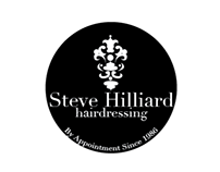 Steve Hilliard Hairdressing - Visual Identity