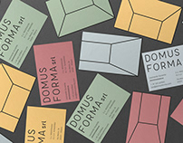 Domus Forma - Brand Identity