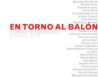 EN TORNO AL BALÓN (Custom para MUSEO MARCO)