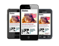 FLUTER magazine from Berlin  2011