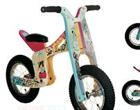 Ride MAt Custom
