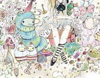 Alice in Wonderlan para INDEMODER