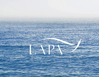 LAPA ltd. corporate identity re-branding