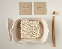 Paper Noodle: 100% Paper Packaging