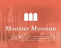 Monster Museum – Rebranding
