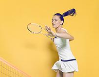 Italian Badminton Olympic Champion Agnese Allegrini