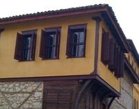 Restoration of the mansion Kourtidis Soufli-Silk Museum