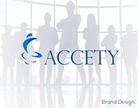 Accety Pro Brand design