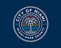 City of Miami Seal Redesign