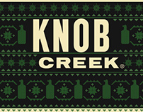 Knob Creek: Special Edition Packaging