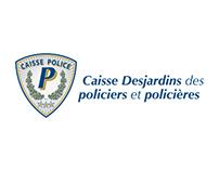 Logo Caisse Police