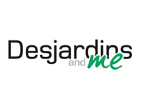 Logo for Desjardins and Me