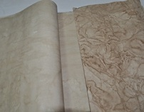 Envelhecendo Papel / Aging Paper