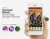 Everland Resort Brand App