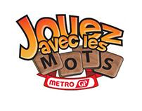 Jouez avec les Mots - Contest by Metro GP (2006-2007)