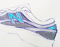 New Balance 765 | Footwear Design