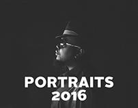 Portraits - 2016