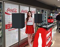 Exhibidores Coca-Cola (2015)