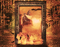 Hells Door Photo Manipulation