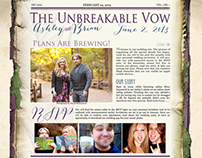 The Unbreakable Vow Wedding Suite