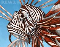 Ocean Illustration