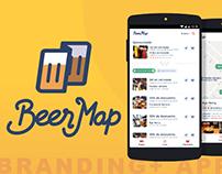 Beer App | Branding & App Design