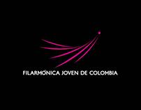 Filarmónica Joven de Colombia • Marca