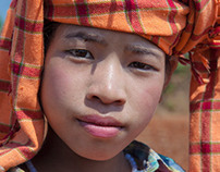 Myanmar Workers of the Land