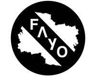 Logo Collaboration with DJ FAYO