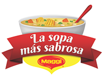 Nestlé® / Maggi® / App for facebook