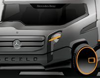 Mercedes Benz Accelo 2020 - WIP June 2013
