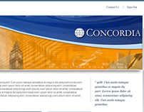 Concordia Funds Web Portal