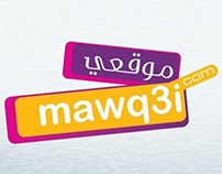 Mawq3i (my website) print ads for AWAL