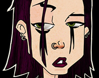 Goth Peeps