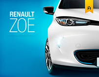 Renault Zoe app - 2013