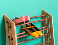 Moodstand Shoe Rack
