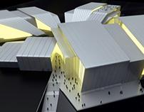 Sports Centre Model
