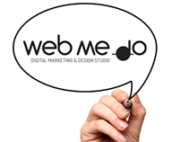 Web Me Do - Logo