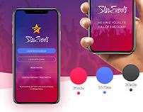 Concert mobile app