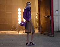 BALLY - BEHIND THE SCENES: AUTUMN WINTER 2015 CAMPAIGN